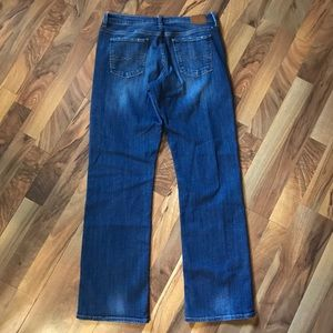 Lucky Brand Jeans - Lucky Brand Stretch Easy Rider Bootcut Jeans
